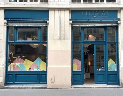 Boutique Lili Cabas Paris