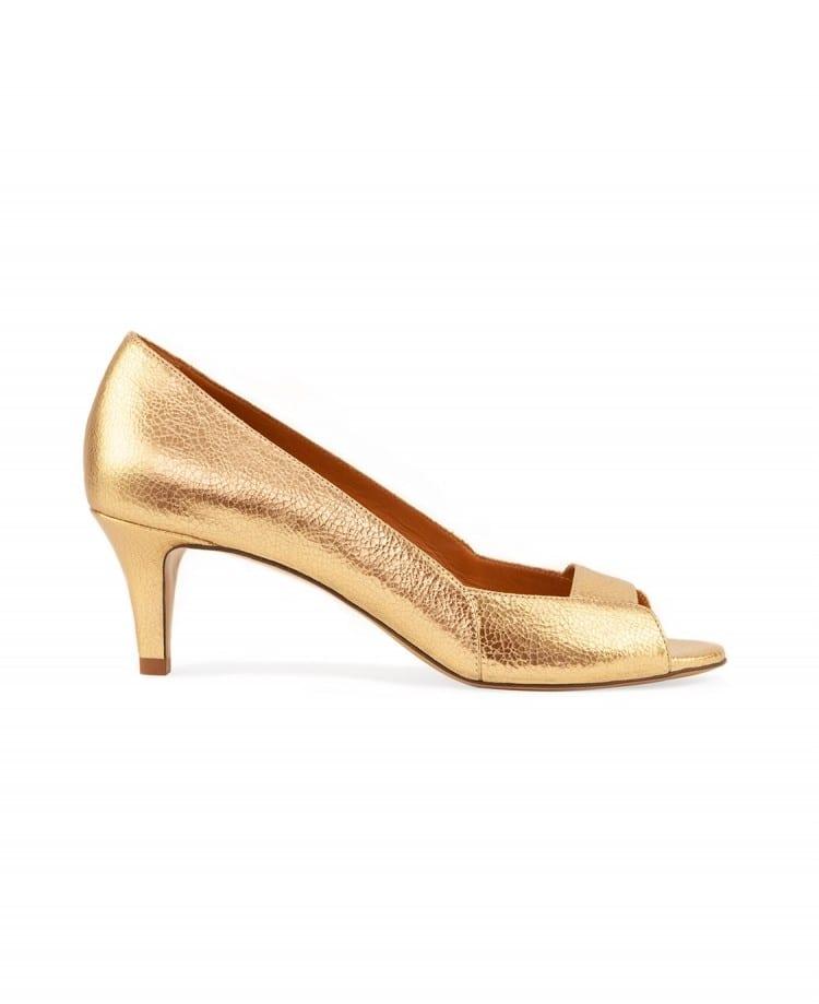 Escarpins 77 Gold
