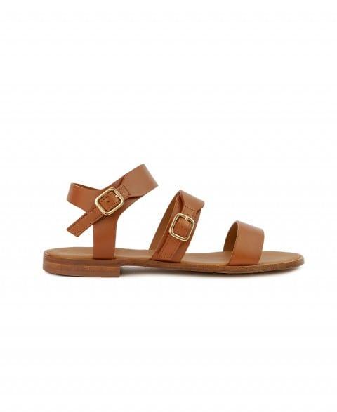 Sandales 303 Cognac