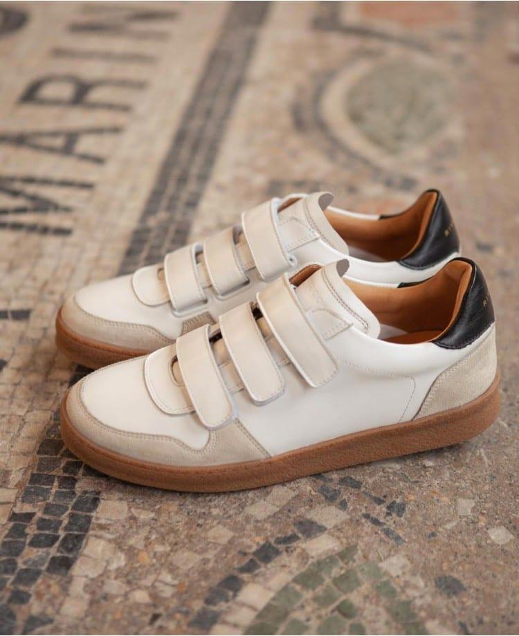 Basket 11 Blanc
